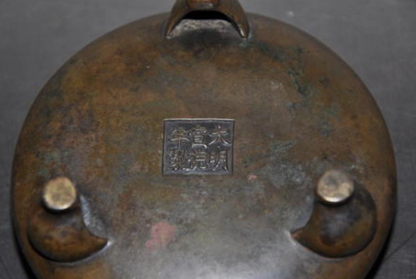 大明宣德铜香炉拍卖纪录分析 走势如何