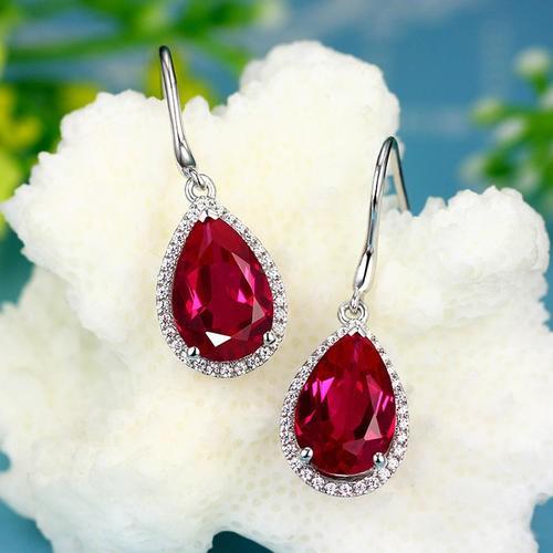 红刚玉和红宝石的区别 价格上有差吗